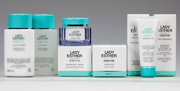 Lady Esther Sensitive lijn